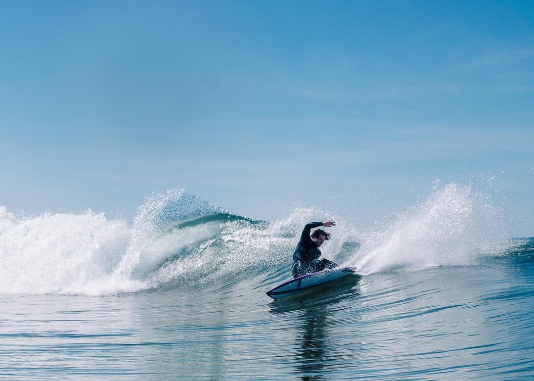 Duran Barr surf lessons