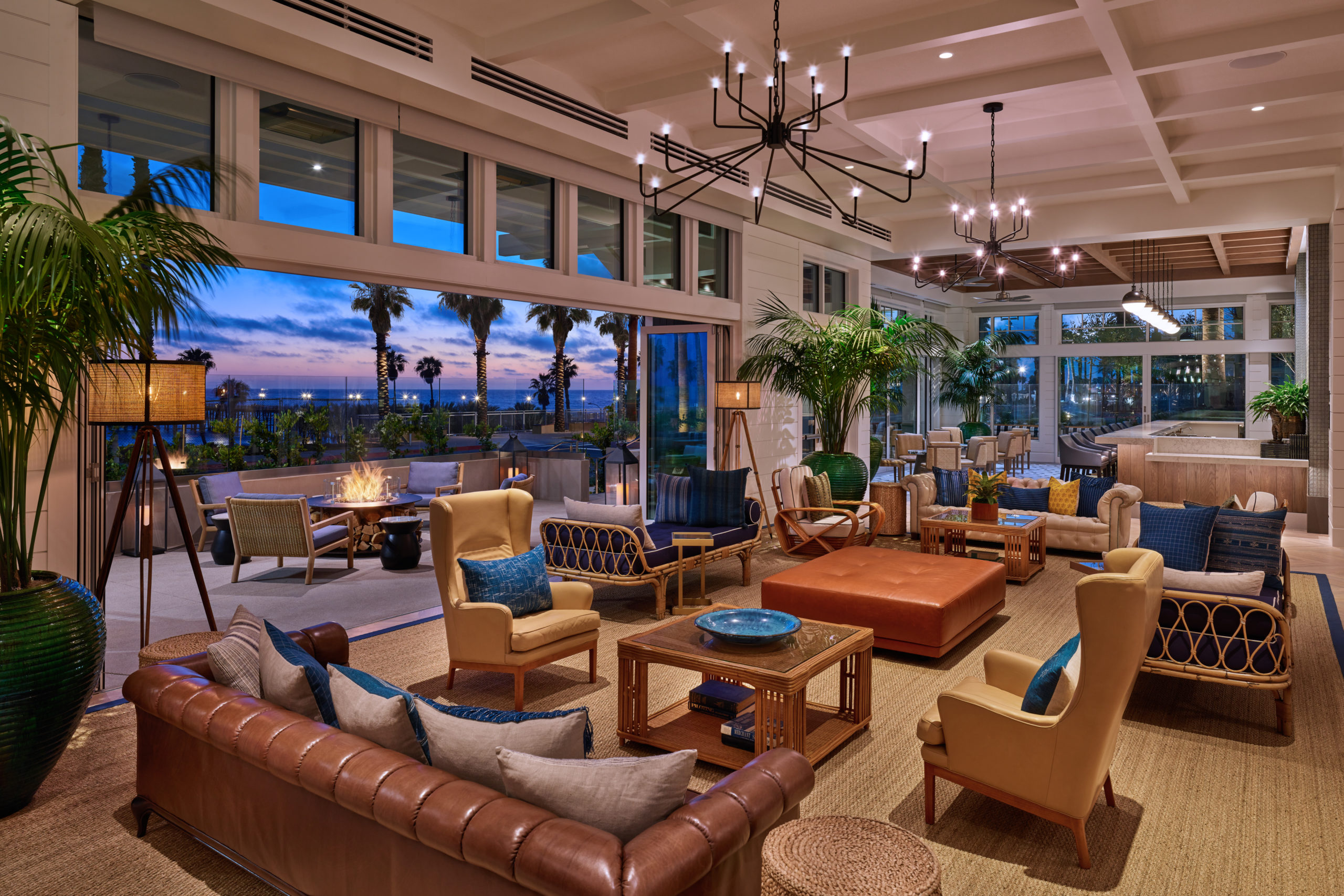 shore room lounge the sunset